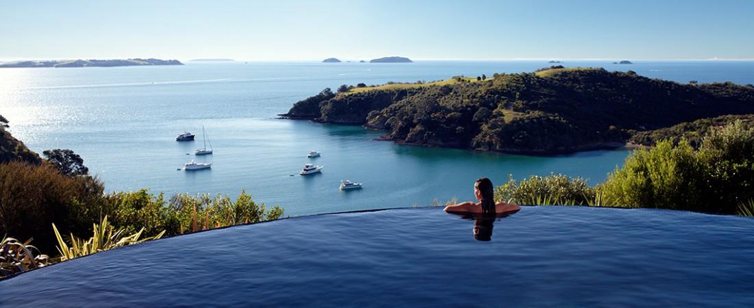 Delamore Lodge Waiheke Island Nova Zelândia