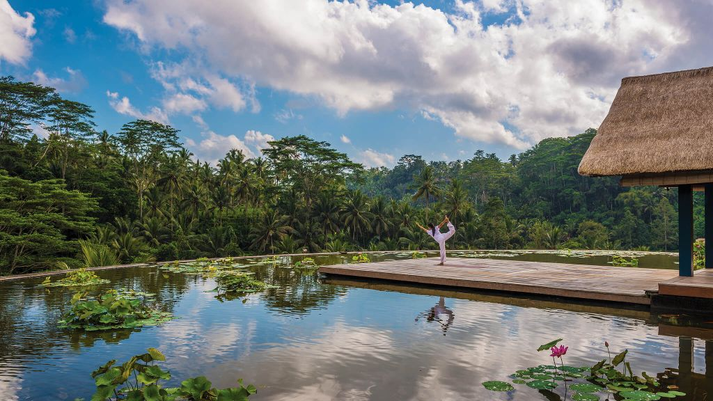 Four Seasons Resort Bali at Sayan - Ubud - Indonesia