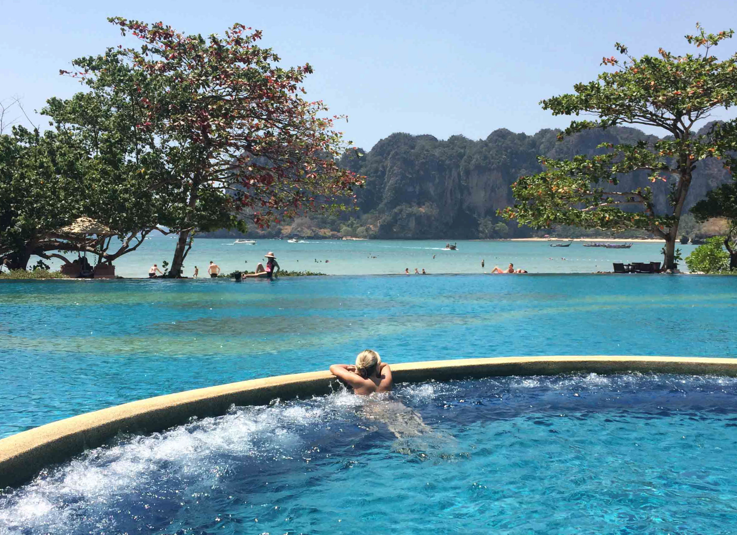Rayavadee Resort Krabi railay beach