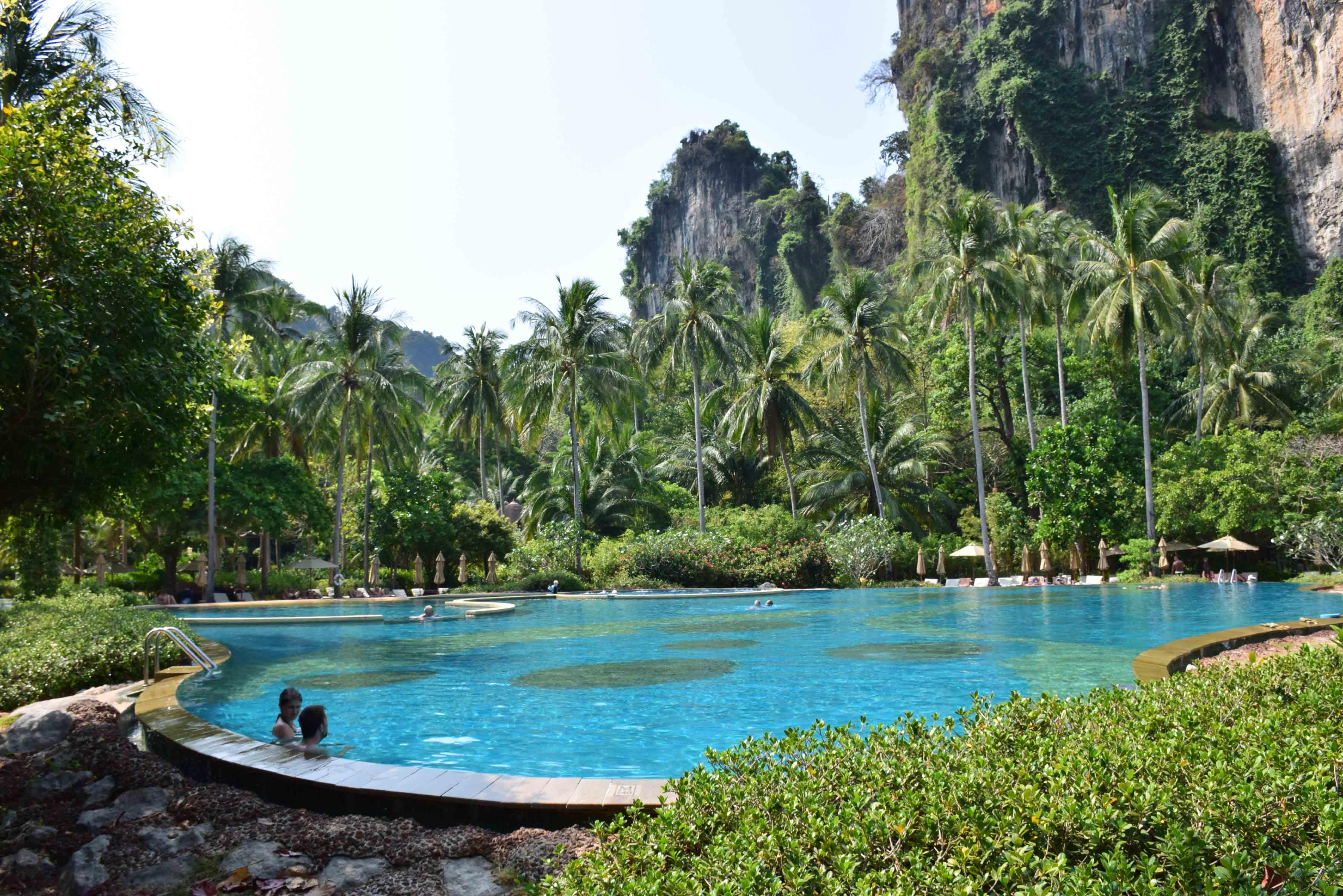 Rayavadee Resort, em Krabi