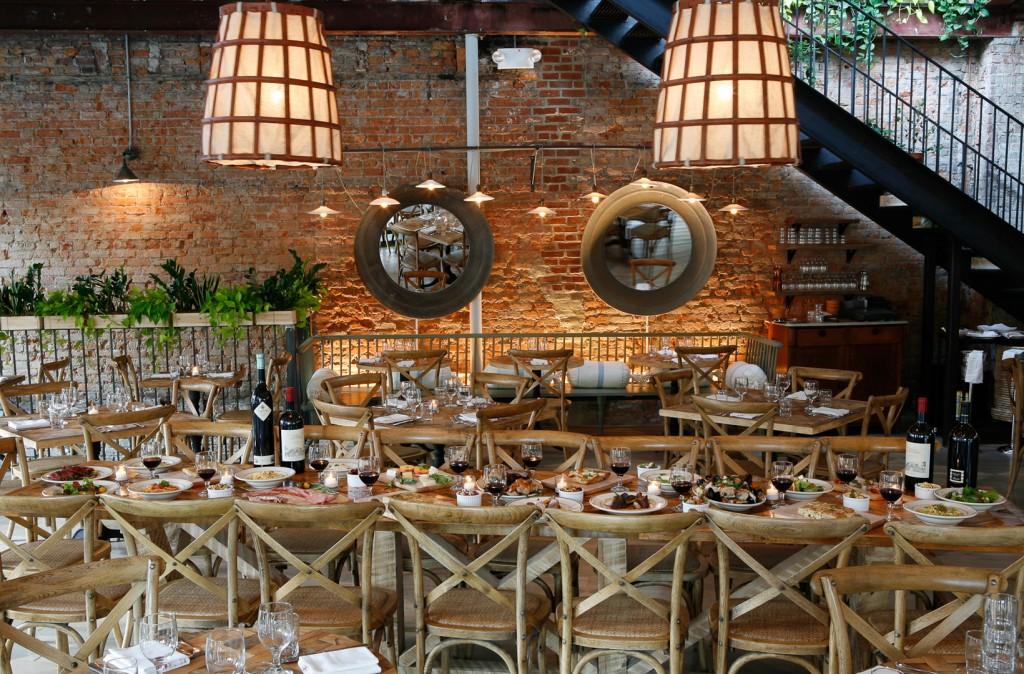 dicas de restaurantes em nova york rosemarys