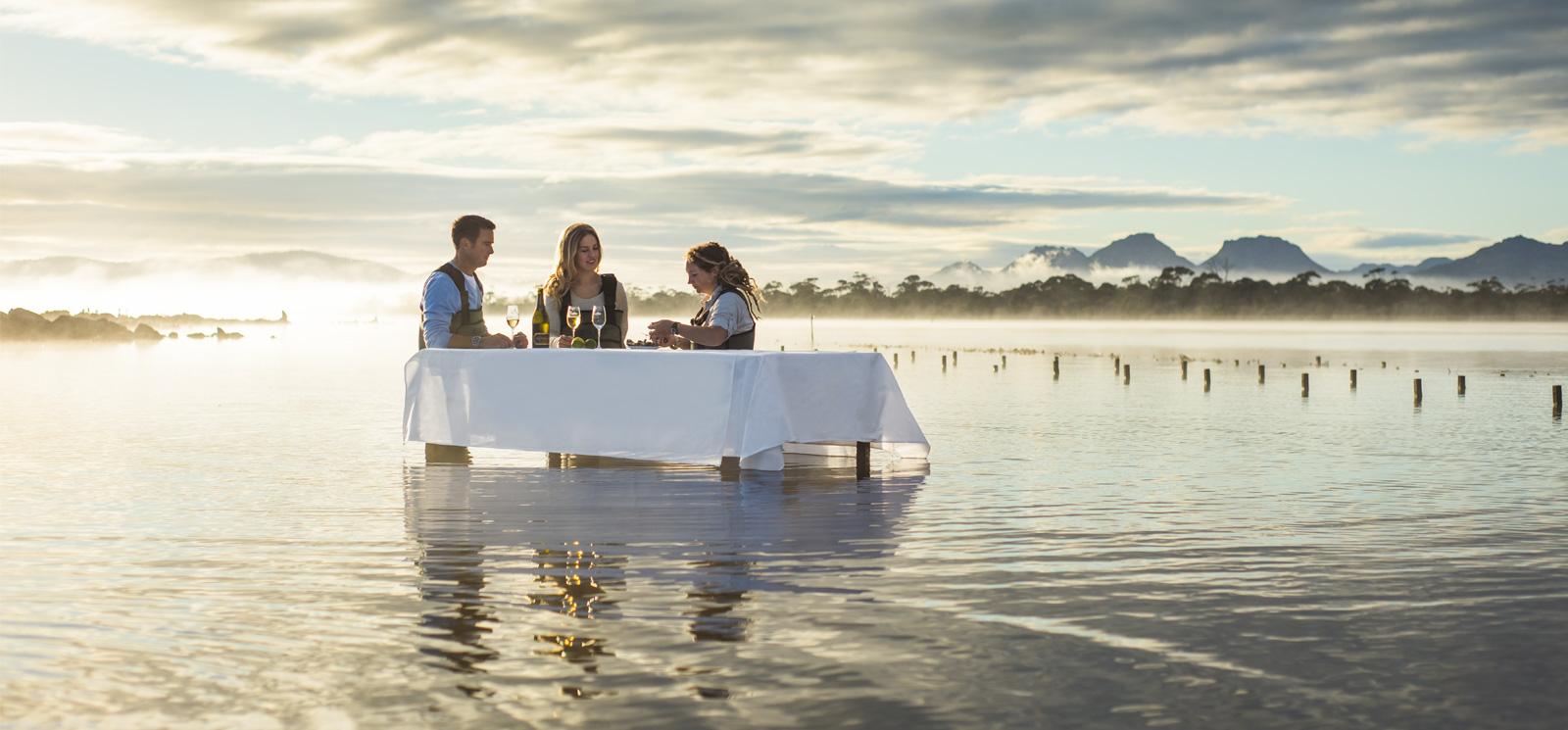 Freycinet Bay - Tasmania