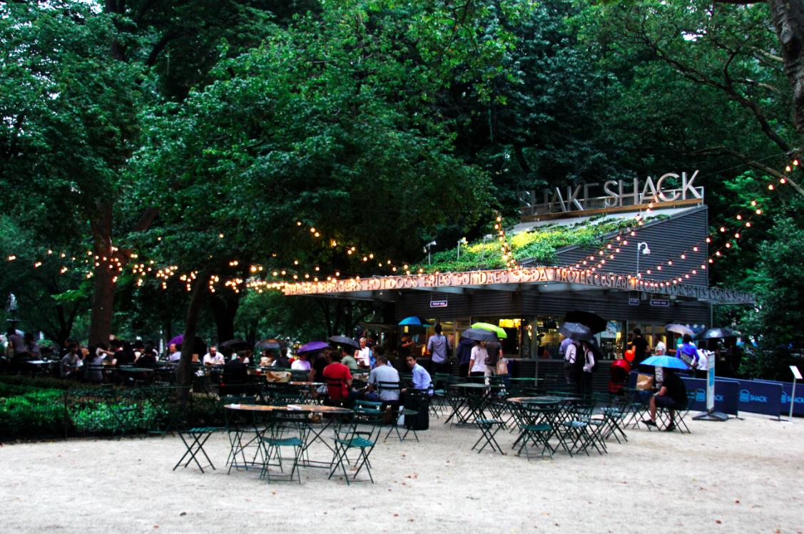 dicas de restaurantes em nova york shake shack