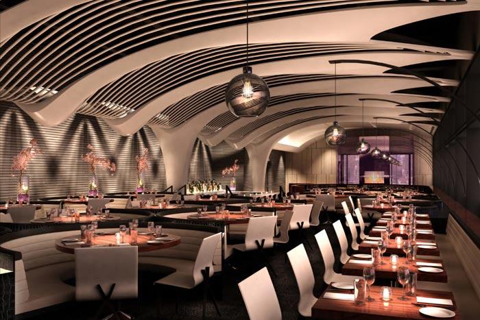 dicas de restaurantes em nova york STK midtown