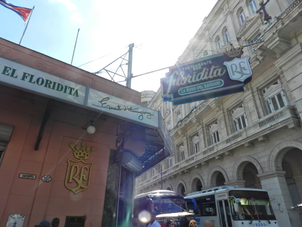 el floridita restaurante bar havana cuba