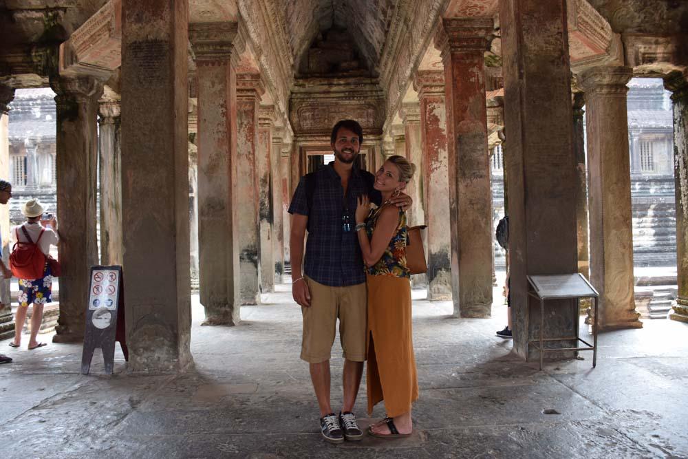 angkor wat temple cambodia siem reap
