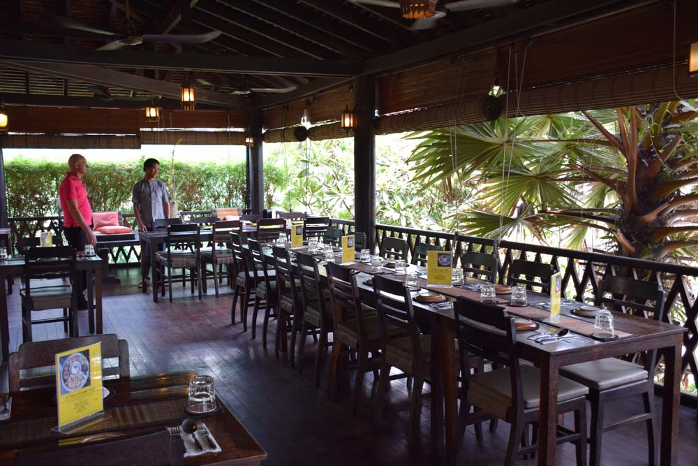 The sugar palm restaurant siem reap