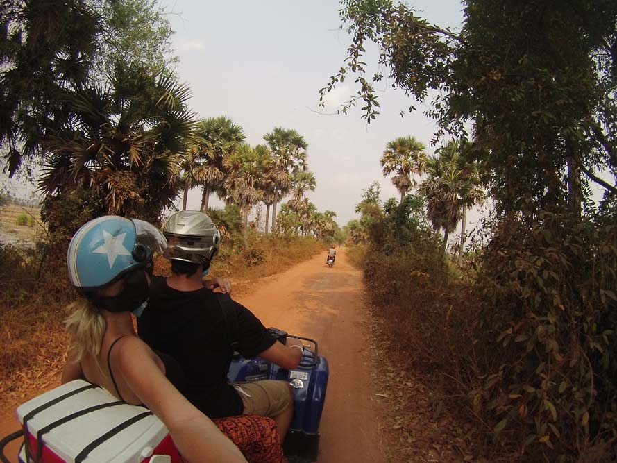 quad bike tour cambodia