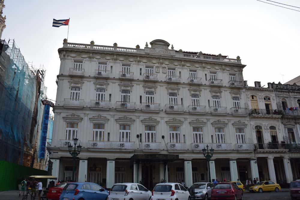 dicas de havana - melhores hotéis - onde ficar - hotel Inglaterra