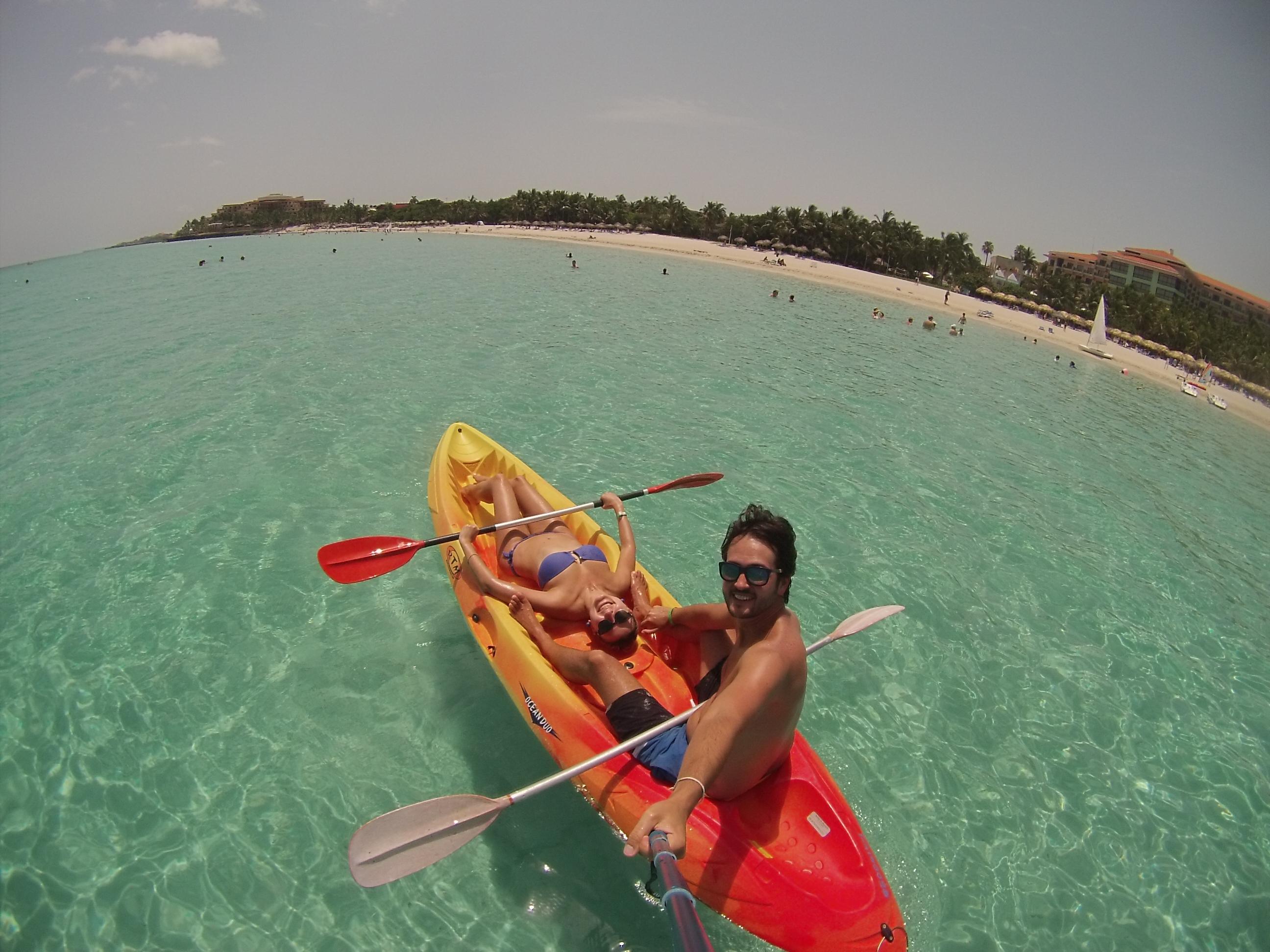 cuba varadero dicas kayak