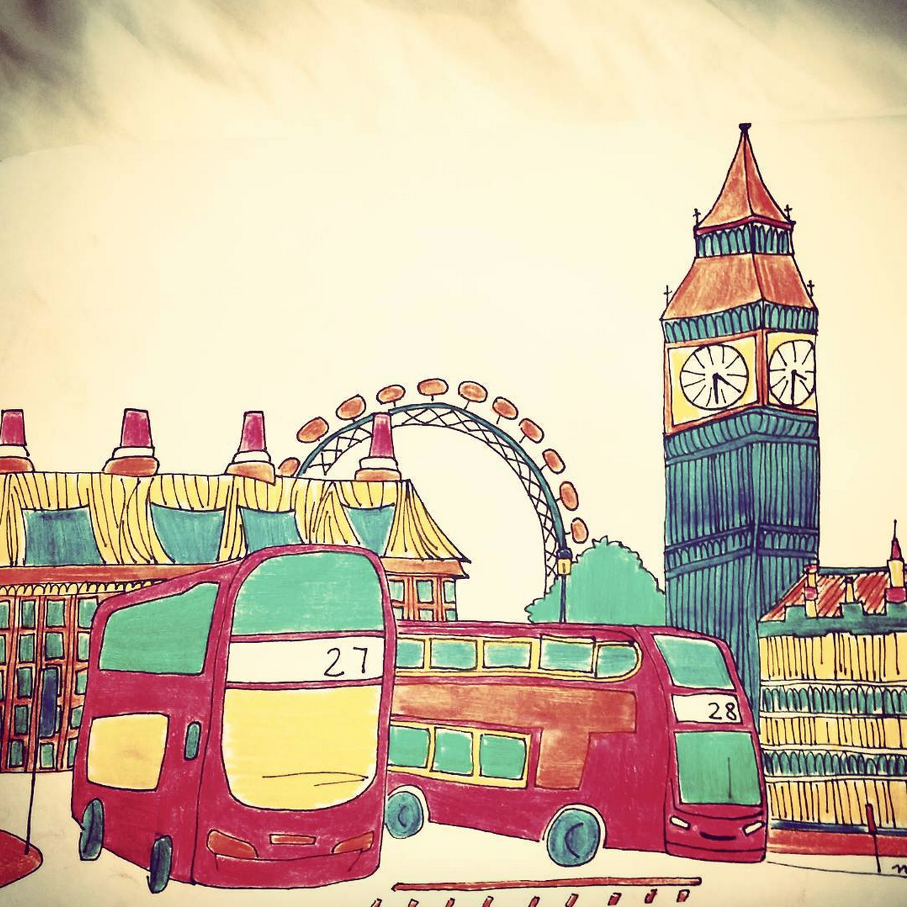 Londres by @macerchi