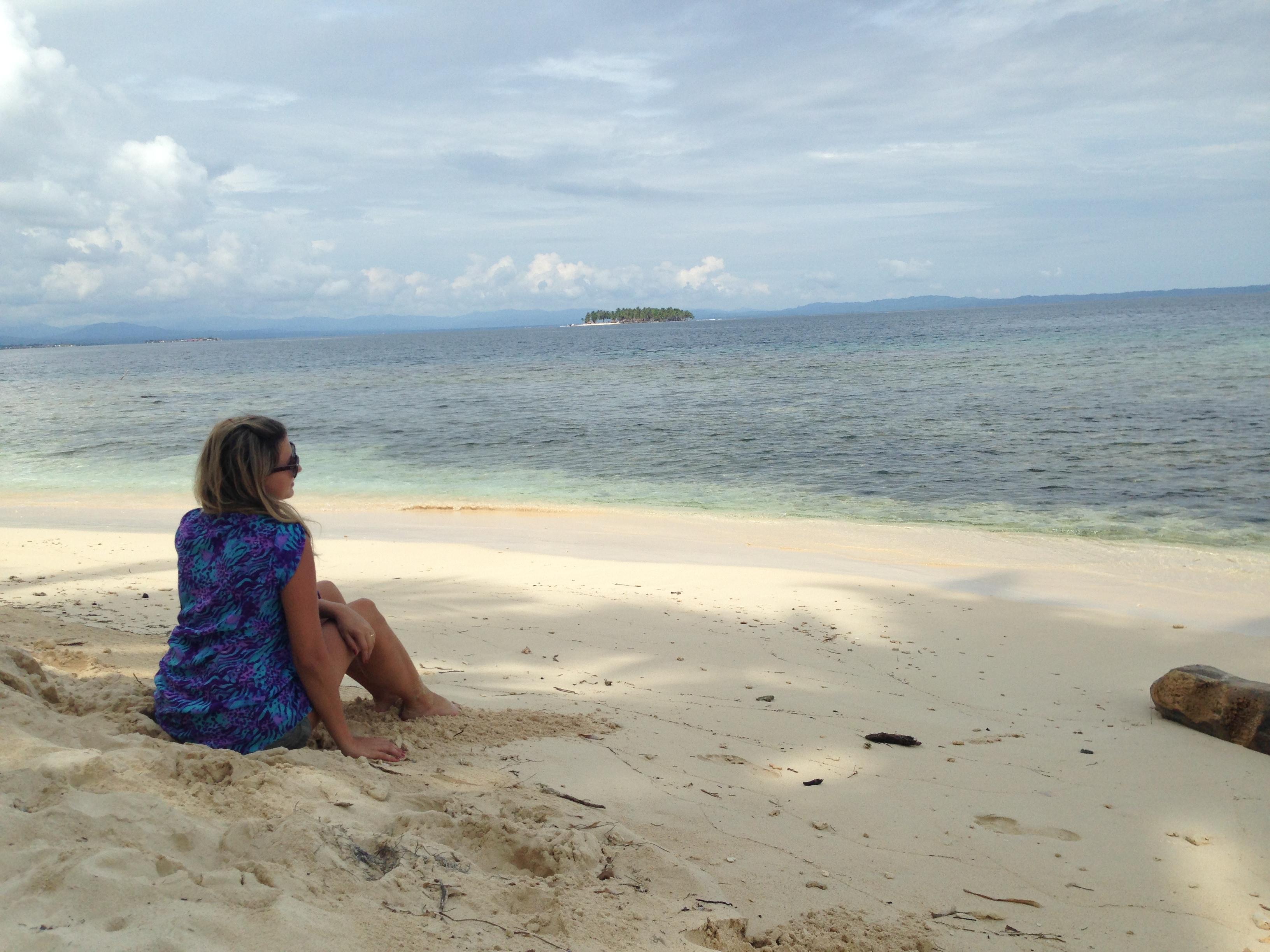 Isla Anzuelo san blas panama