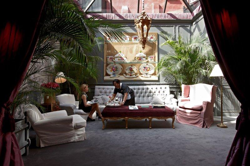 Hotel de Orangerie bruges Belgium