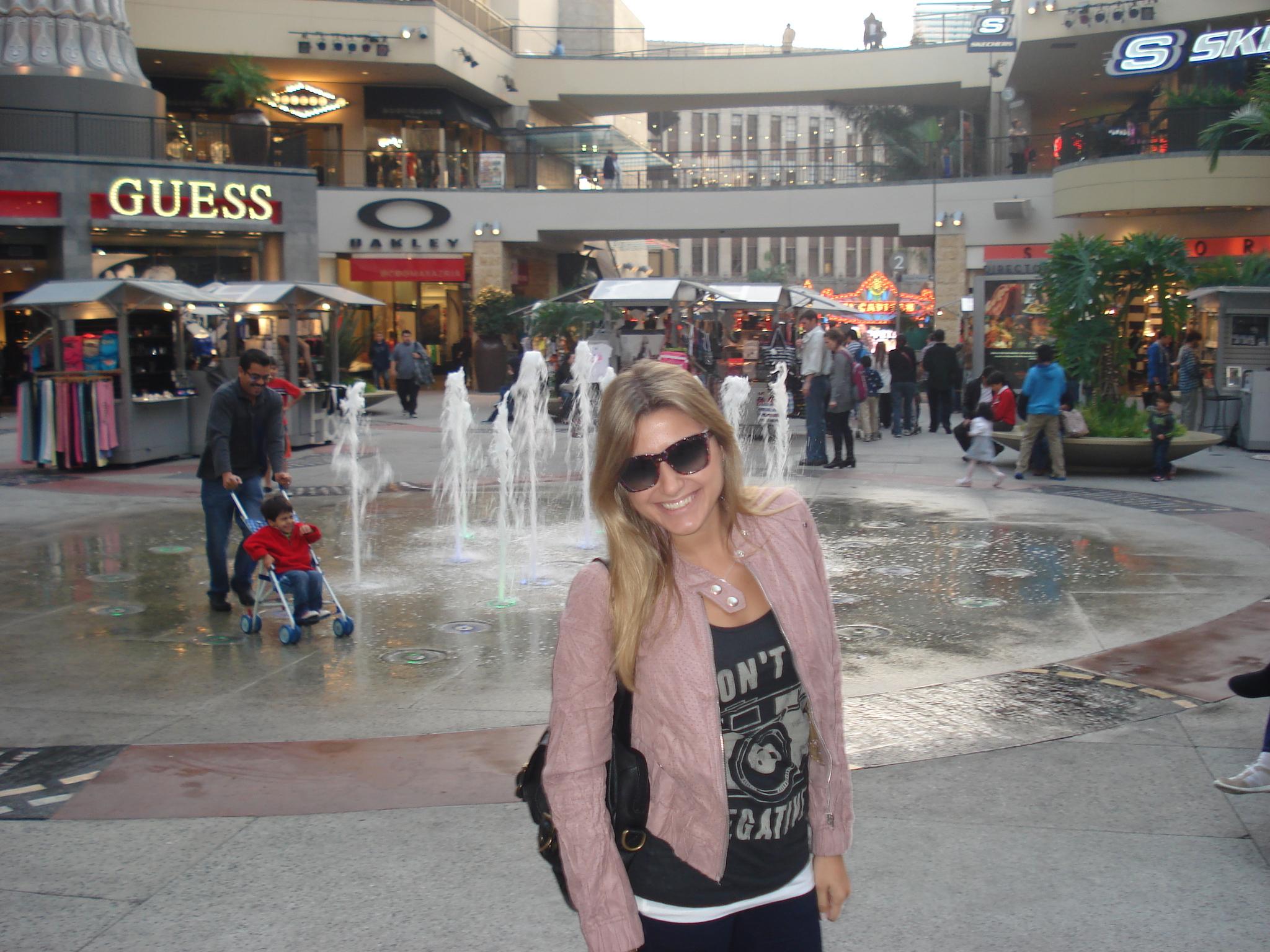 O shopping Hollywood & Highland
