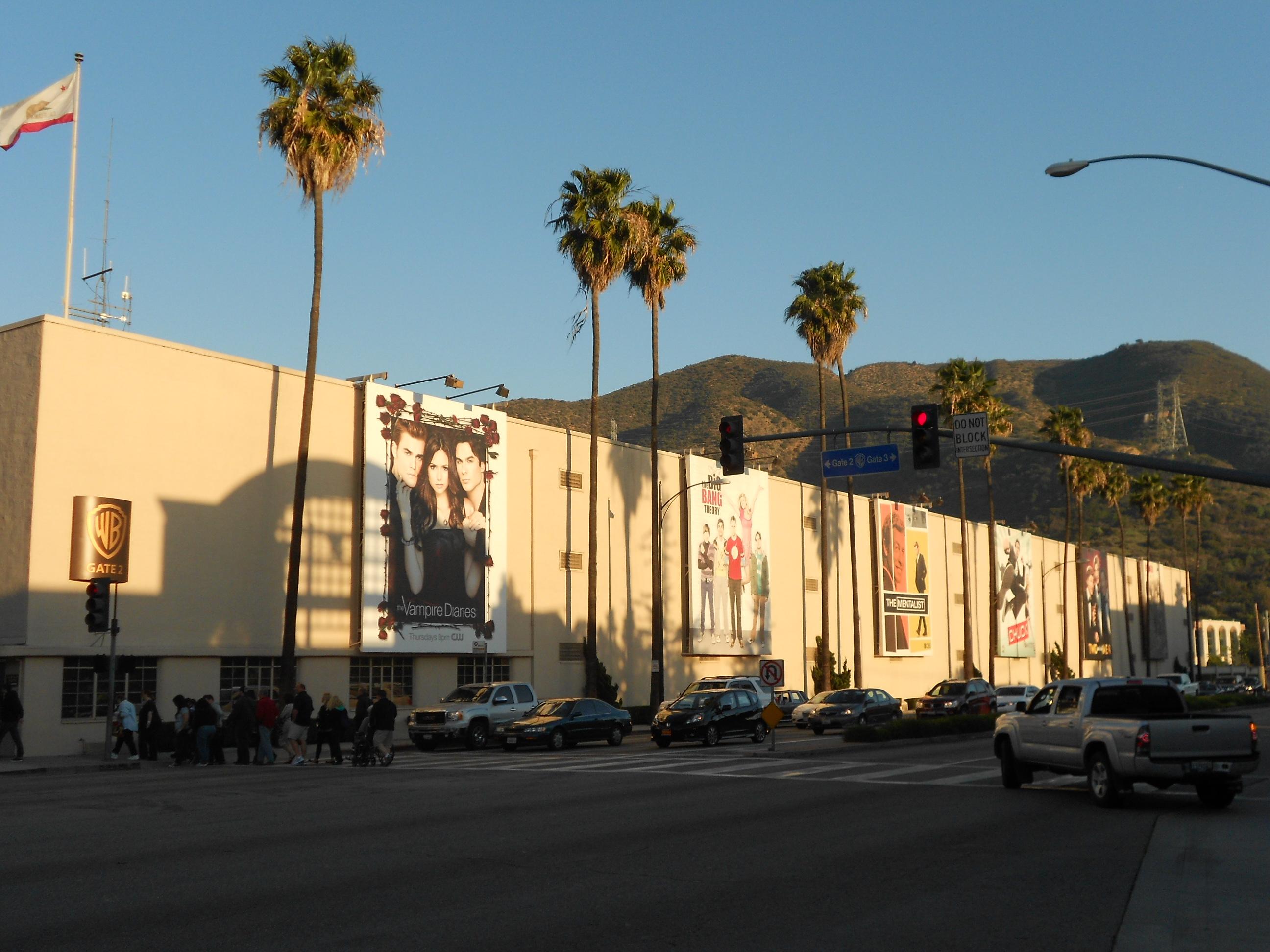 Estúdios da Warner Bros