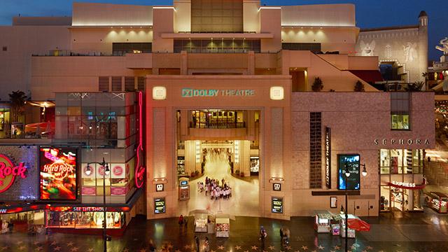 Dolby Theatre - o teatro onde acontece o Oscar | foto: snipview.com