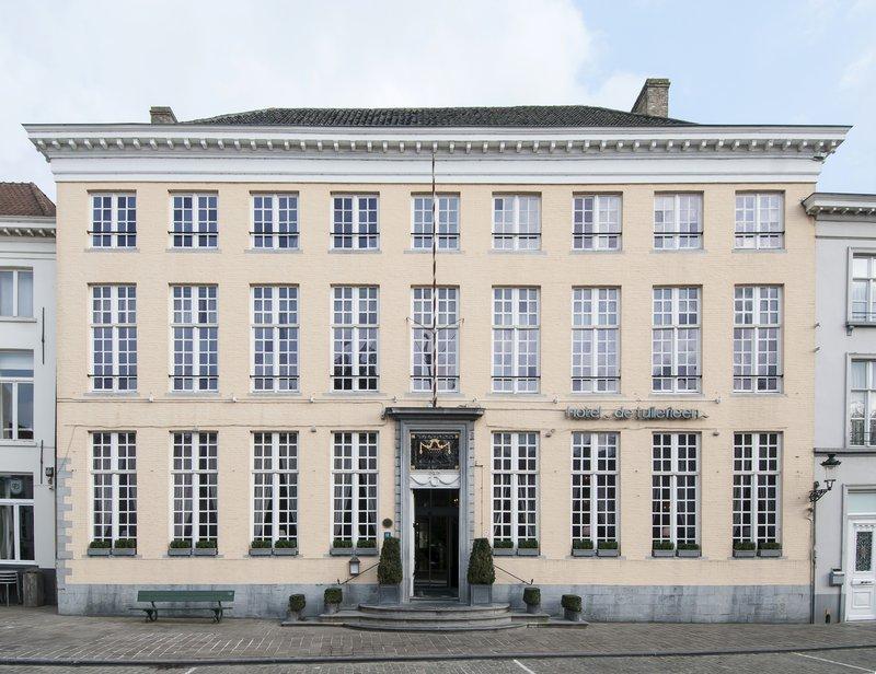 Hotel de Tuilerieën bruges Belgium