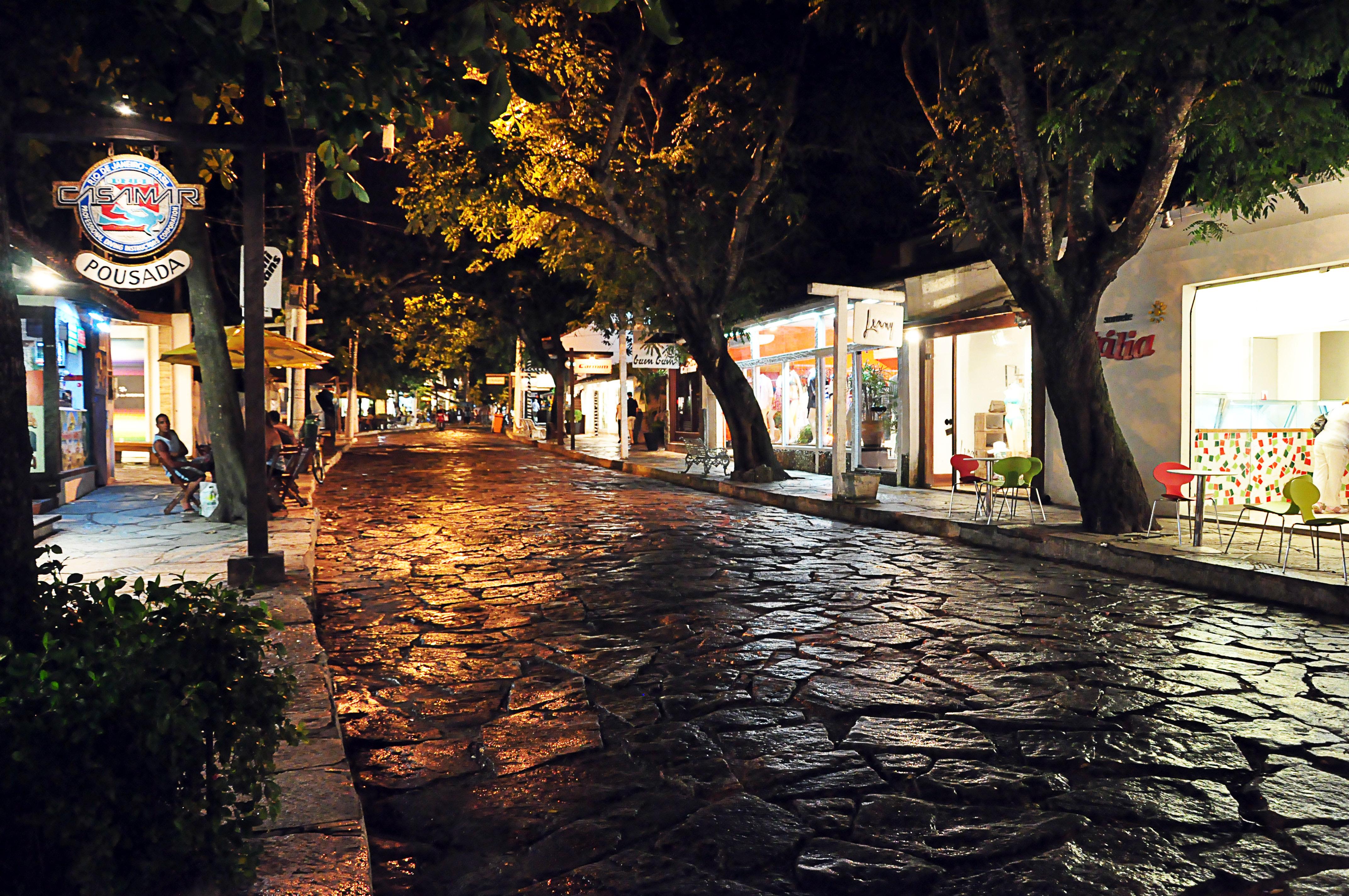 Rua das Pedras | foto: BuziosRJ
