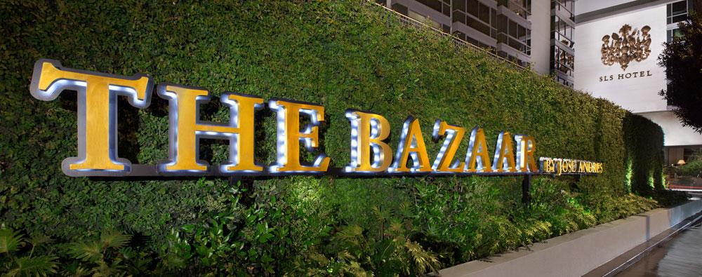 The Bazaar, no SLS Hotel de Beverly Hills