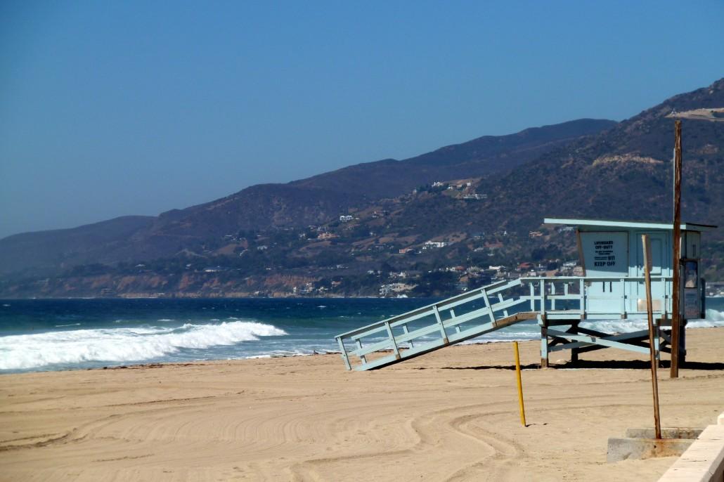 Zuma Beach, Malibu | foto: hercampus.com