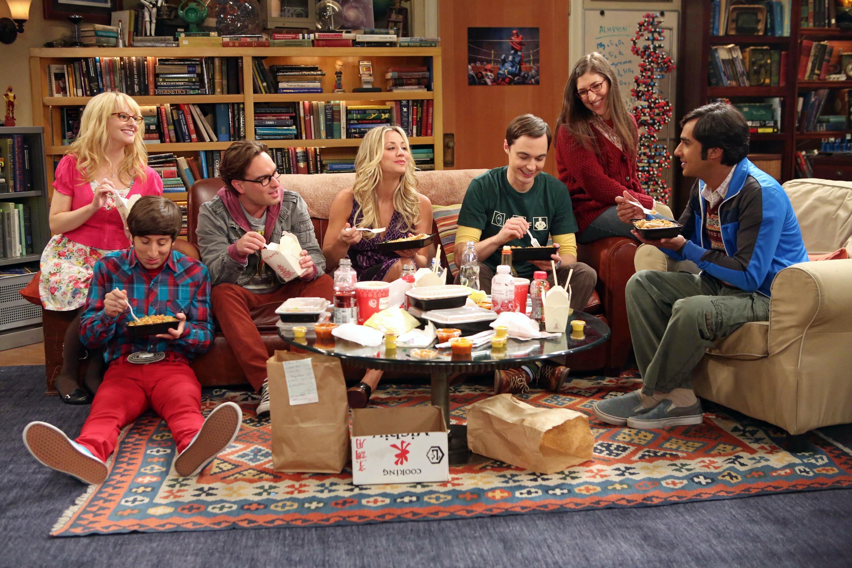 Cast do The Big Bang Theory | foto: ladygeekgirl.wordpress.com