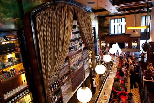 The Misfit Restaurant + Bar, Santa Monica | foto: kombuchadog.com