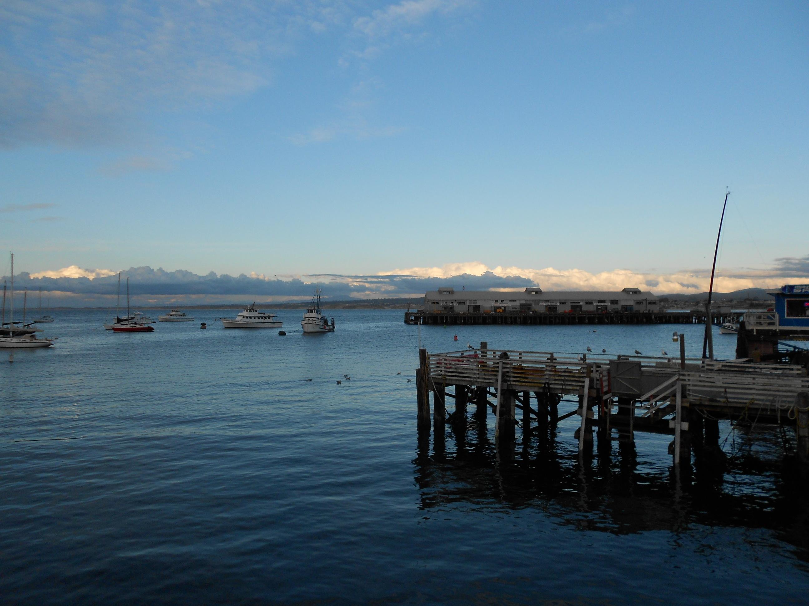 Fisherman's Wharf de Monterey