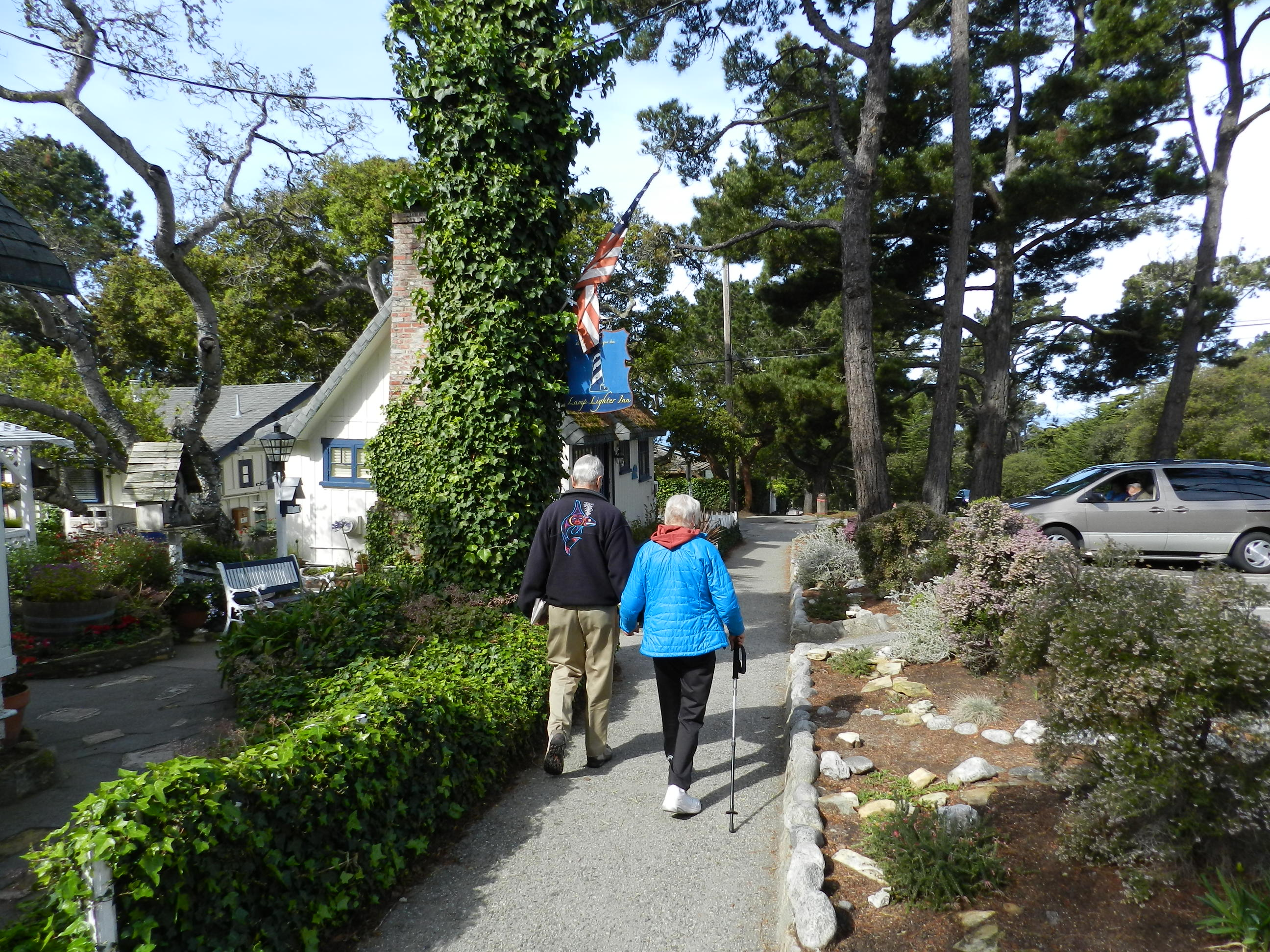 Carmel by the sea - highway 1 california dicas