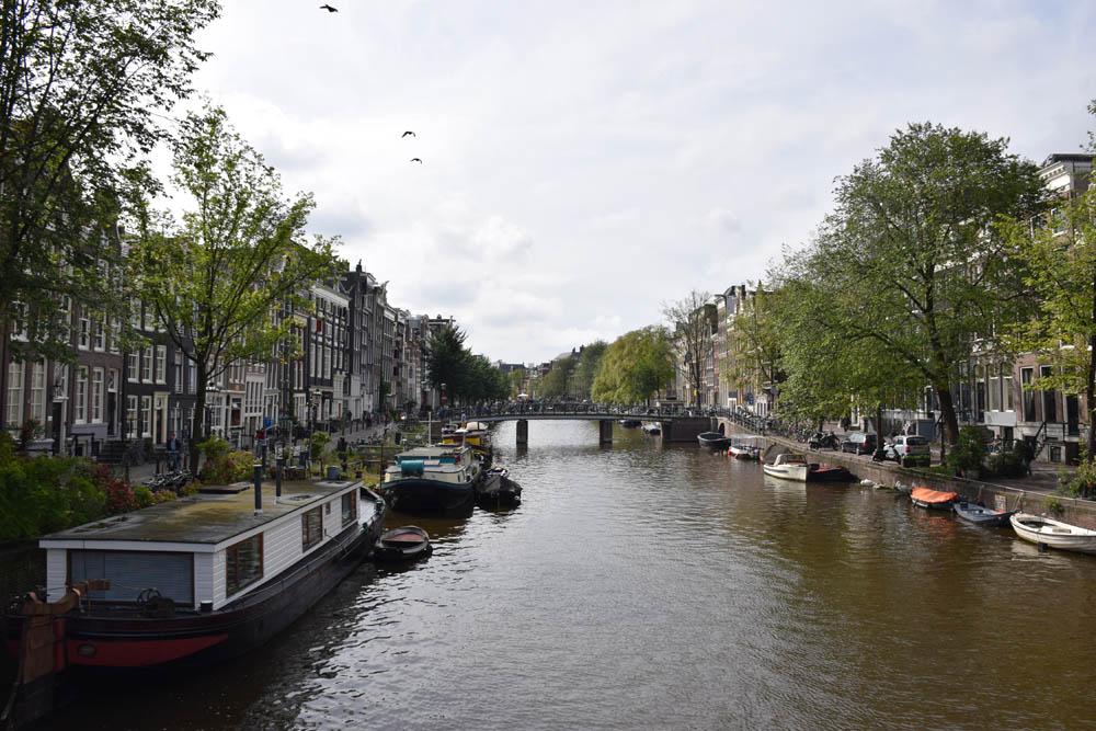 casas barco Amsterdam hotel