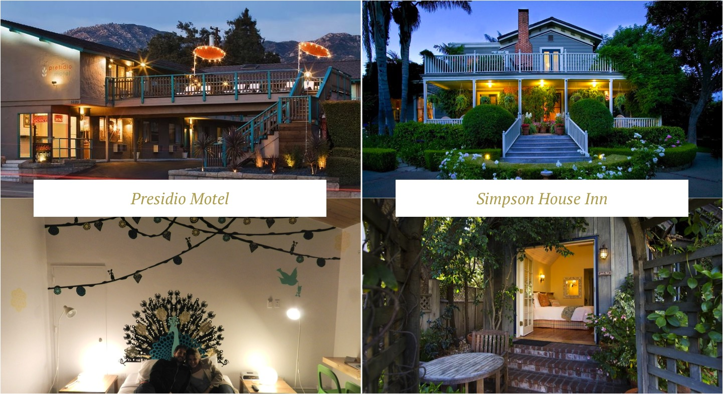 hotel santa barbara presidio motel simpson house inn california highway 1 onde ficar 01