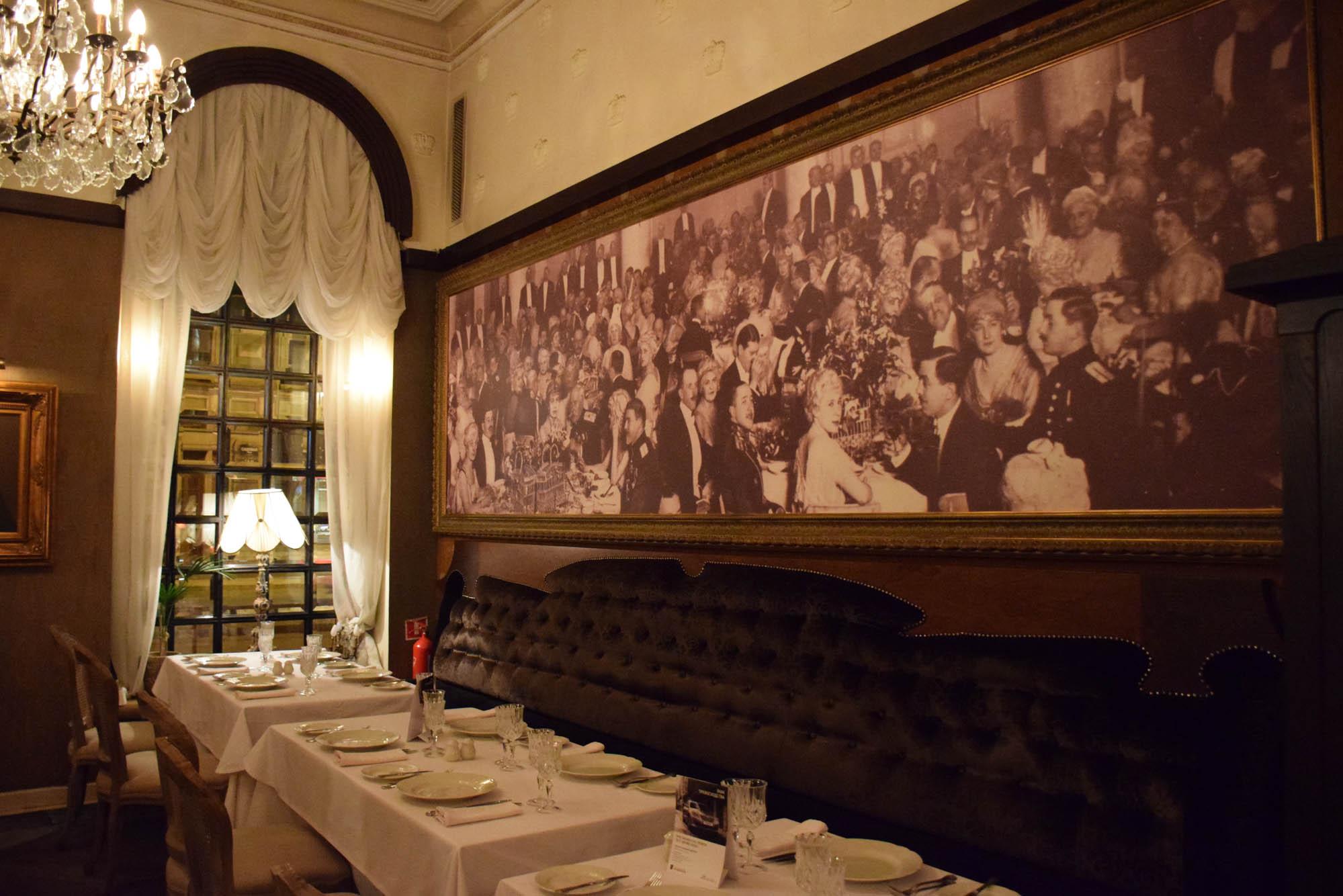 TZAR Restaurant st petersburg russia where to eat 03
