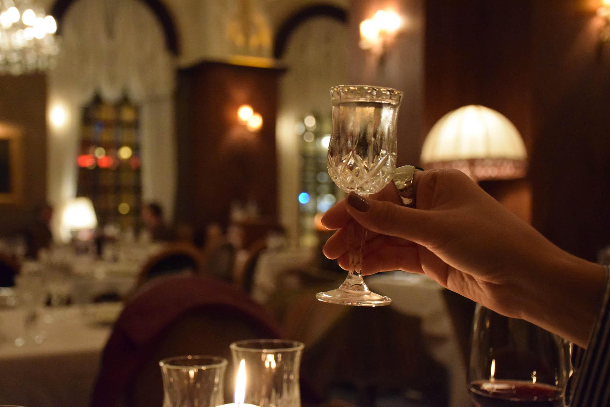TZAR Restaurant st petersburg russia where to eat vodka