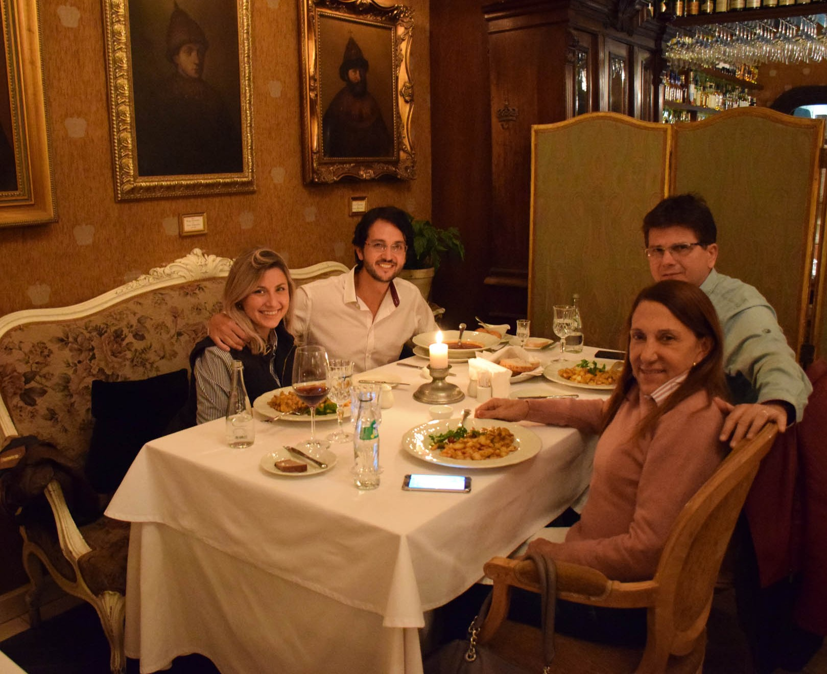 TZAR Restaurant st petersburg russia where to eat 05