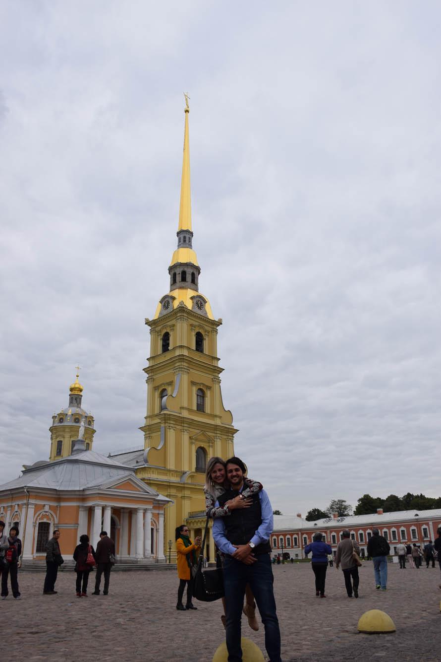 Catedral de sao pedro e sao paulo sao petersburgo dicas da russia