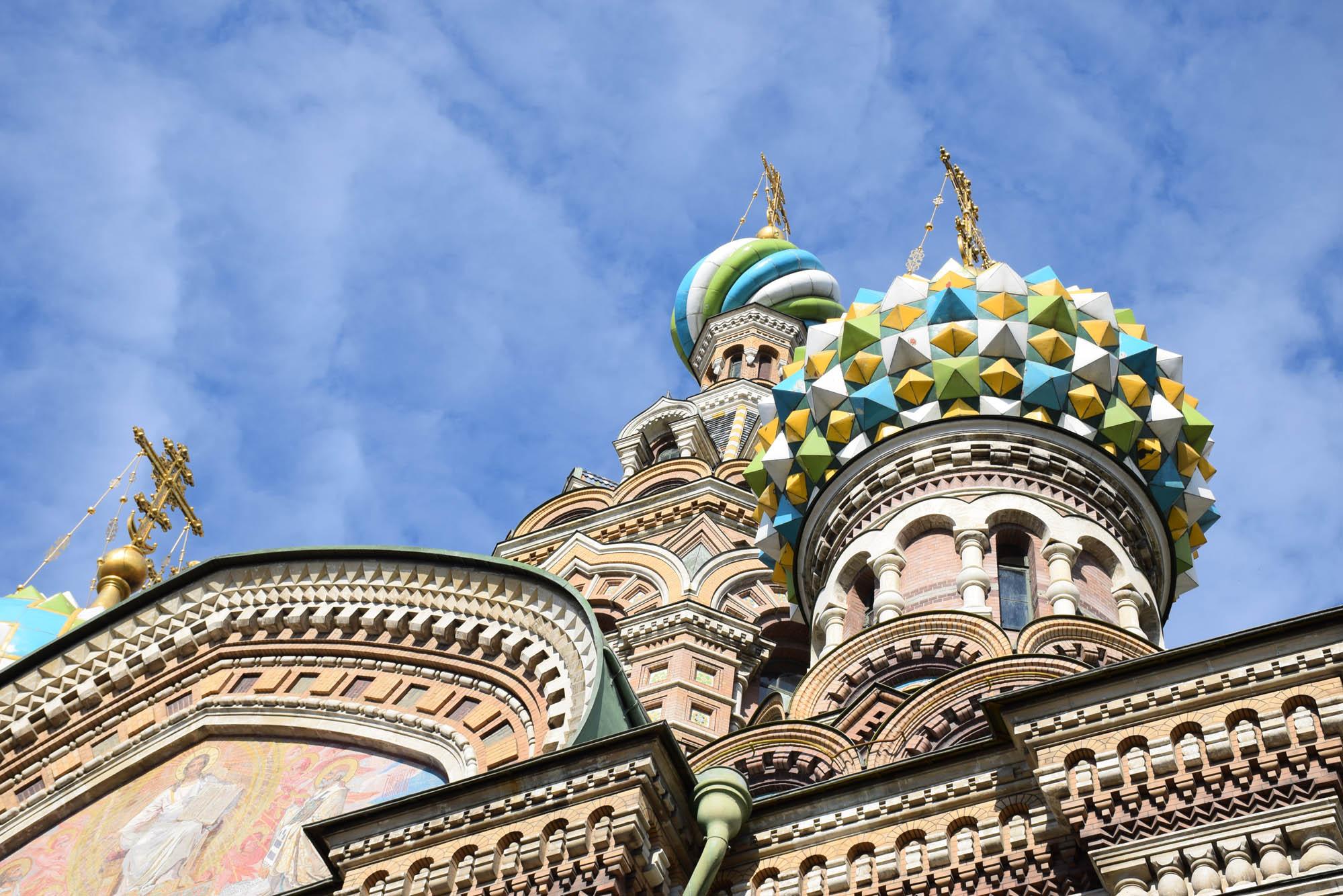 igreja do sangue derramado sao petersburgo - dicas da russia