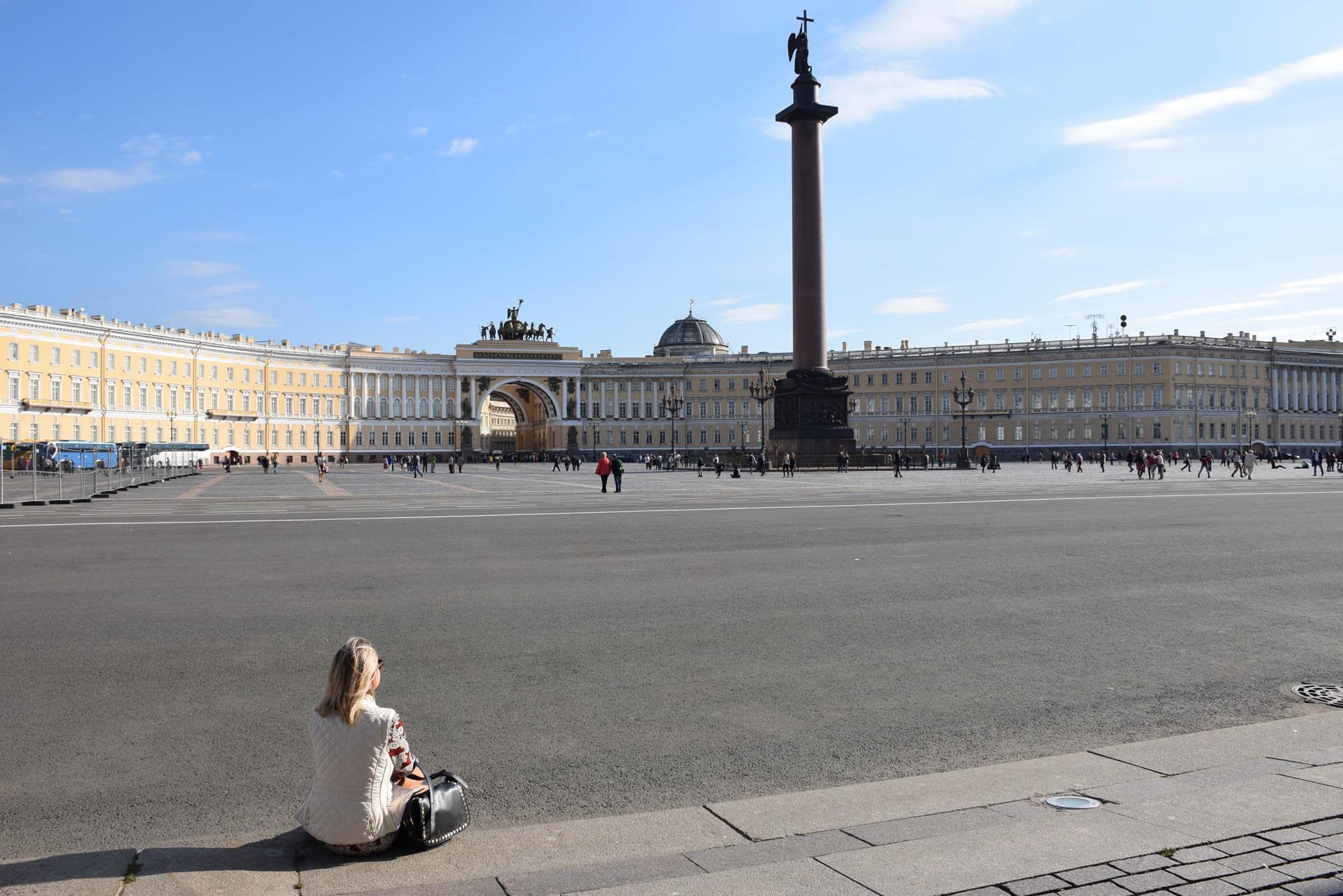 dicas de são petersburgo rússia lala rebelo palácio de inverno