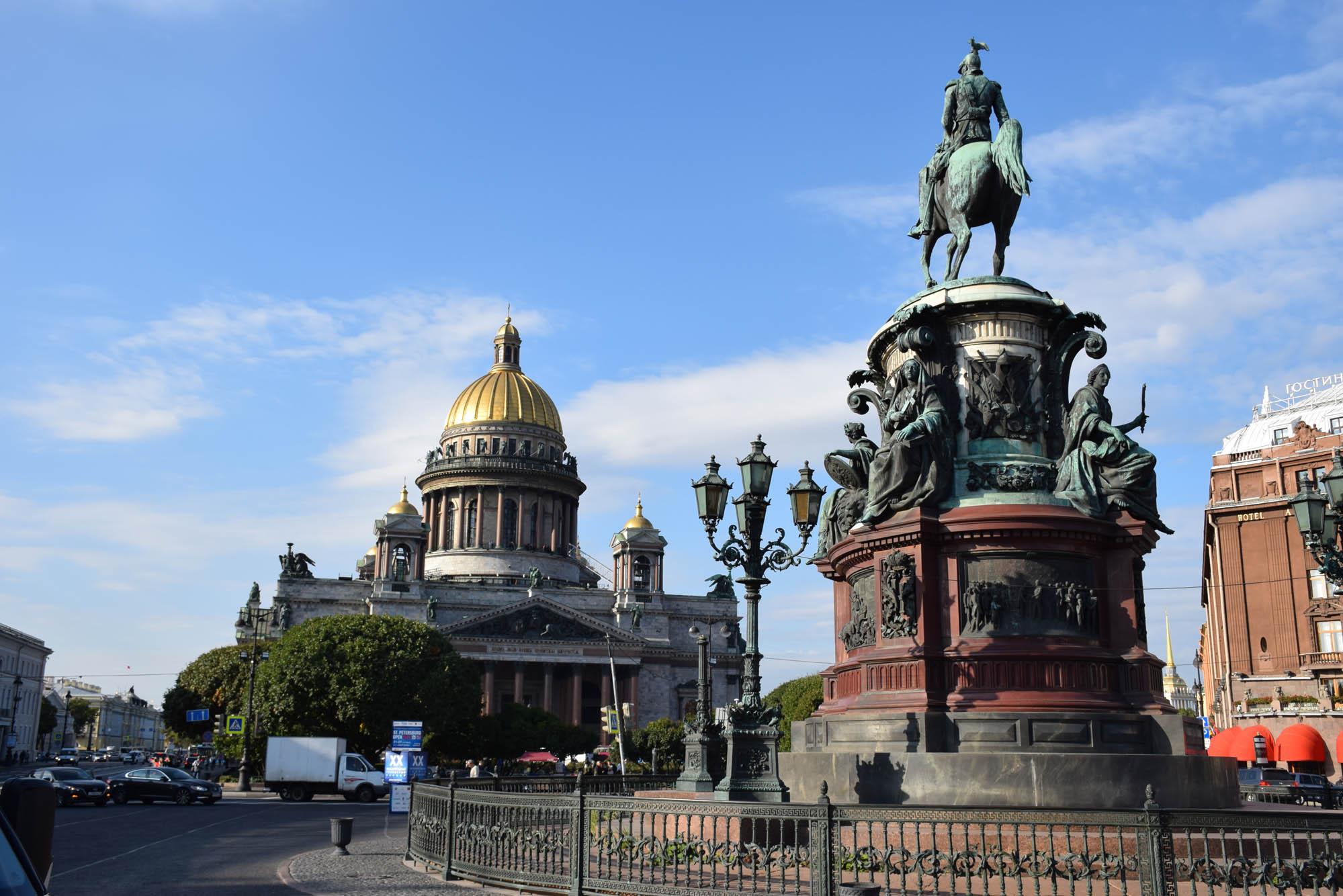 Catedral de São Isaac - São Petersburgo