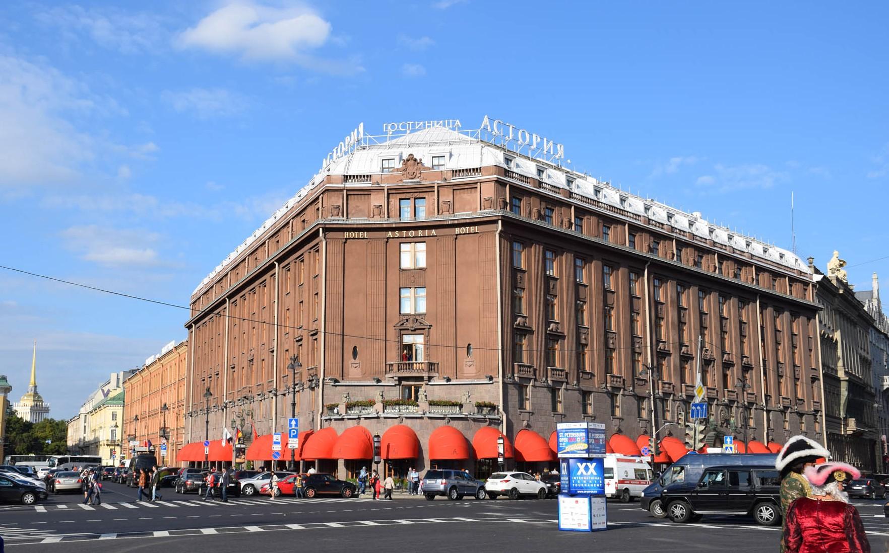 rocco forte astoria hotel st petersburg russia