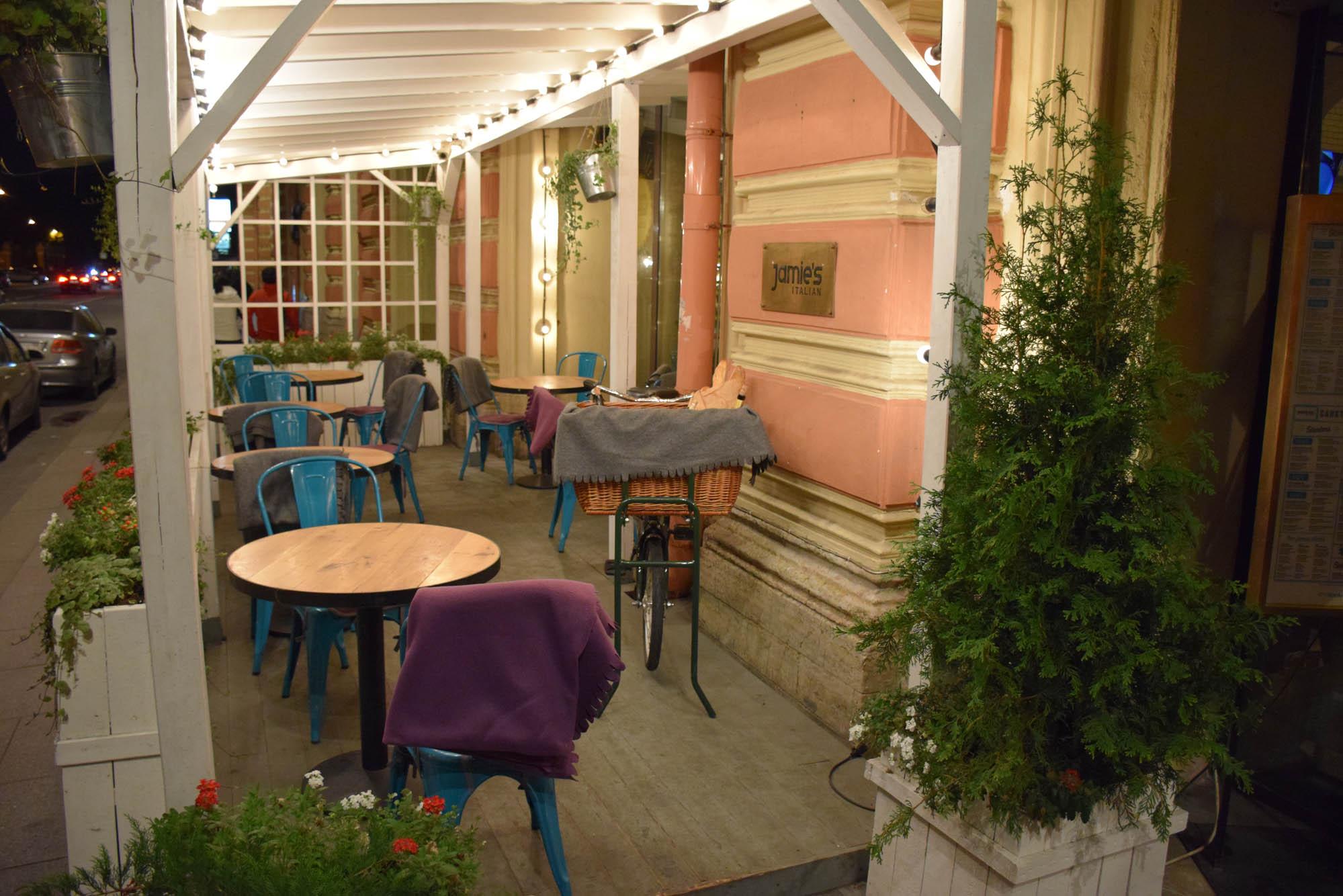 jamies italian restaurante sao petersburgo dicas da russia onde comer 03