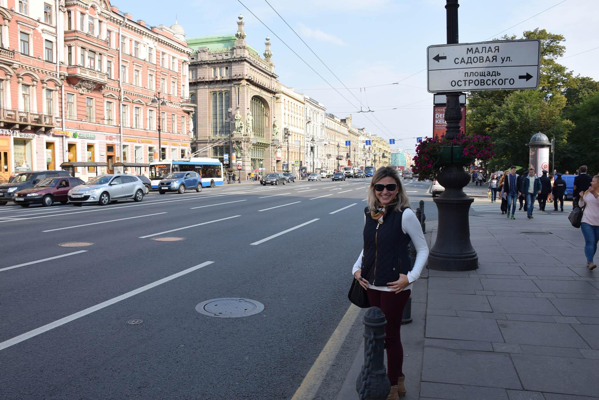 Nevsky Prospekt - São Petersburgo