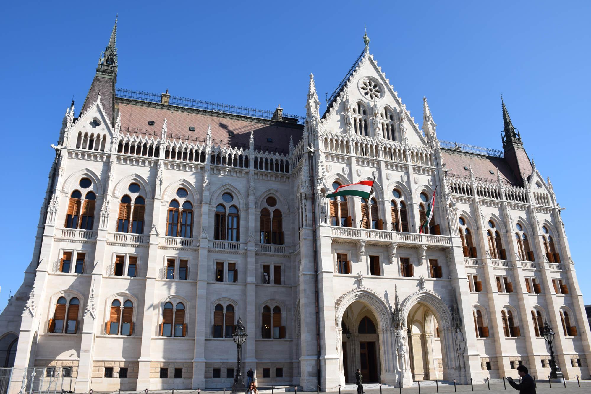 parlamento hungaro - budapeste