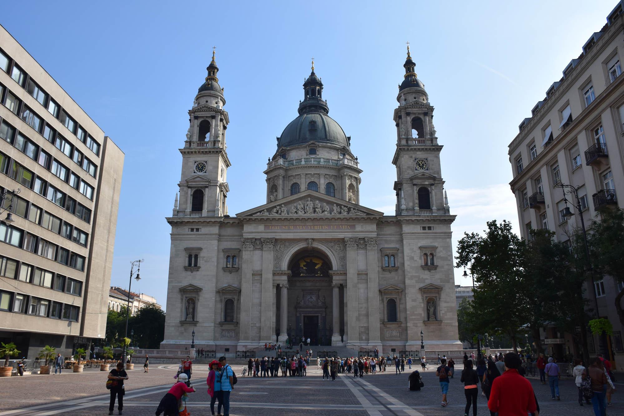 basilica de sao estevao budapeste