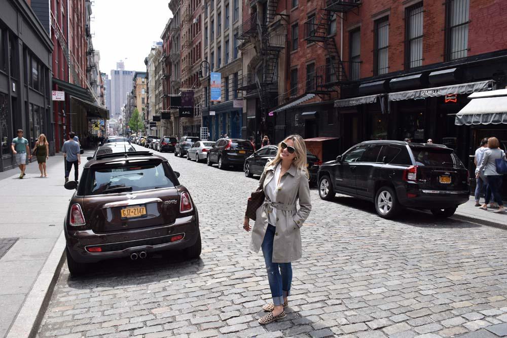 onde ficar em nova york soho