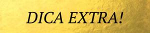 LABEL DICA EXTRA