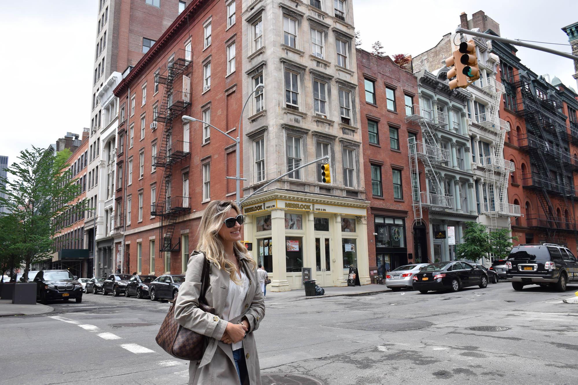 bairro soho nova york manhattan sul