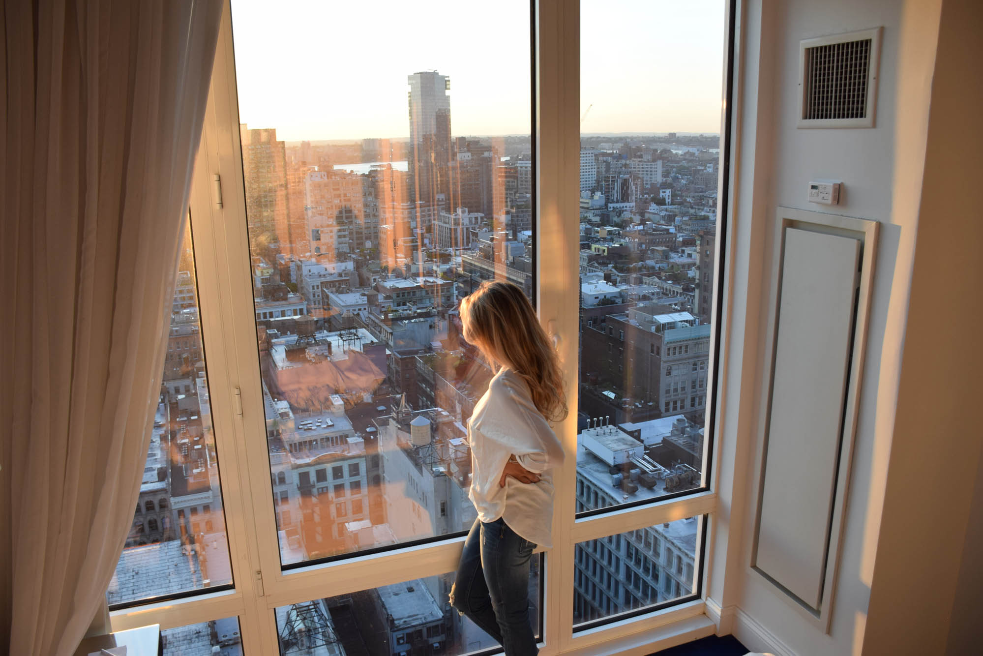nomo soho hotel new york room view