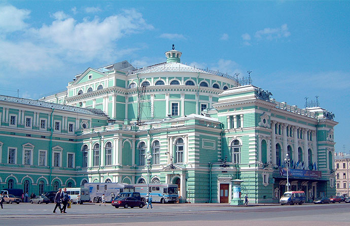mariinsky theatre ballet russia sao petersburgo