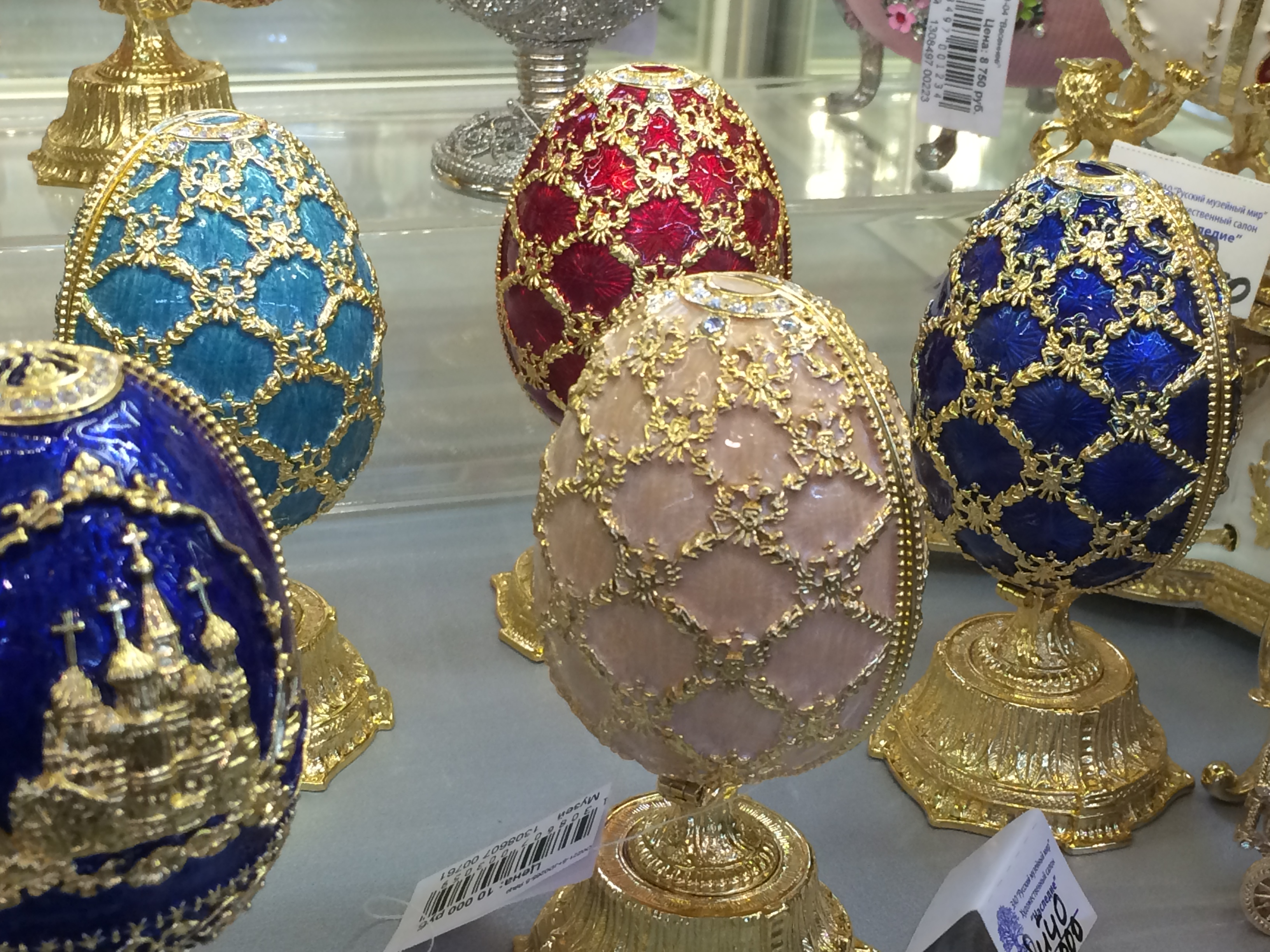 ovos faberge russia dicas 2