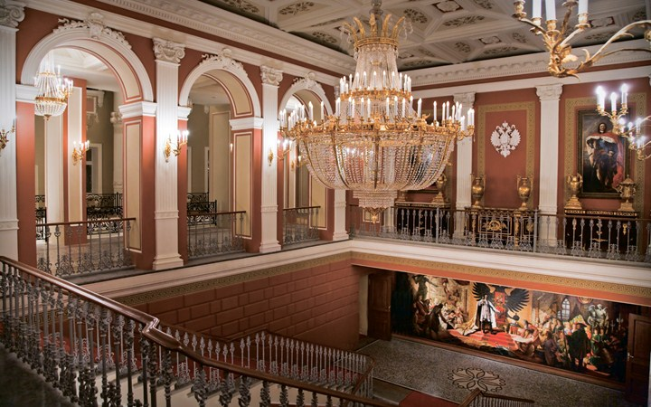 Interior do Taleon Imperial Hotel | foto: lhw.com