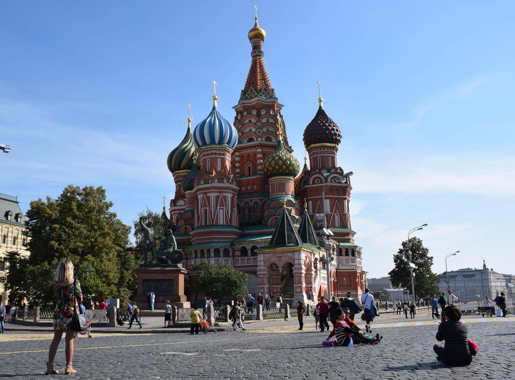dicas de moscou russia catedral de sao basilio